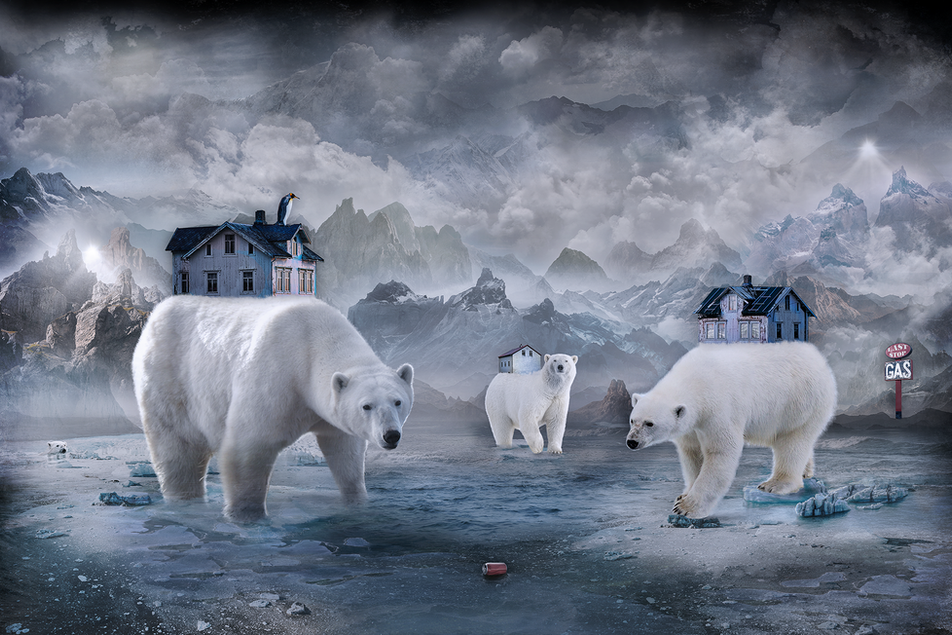 LOST IN THE ICE  ©2020