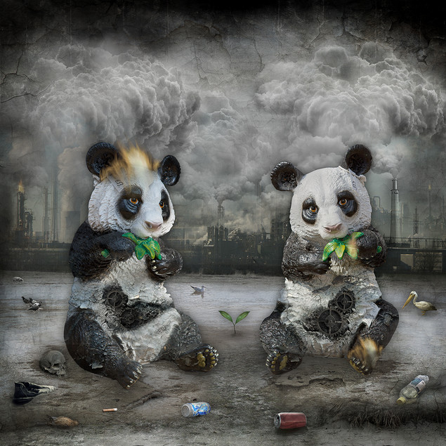 THE LAST PANDAS ON EARTH ©2014