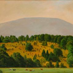 "Mountain View, Prattsville 22"" x 34"", oil on canvas_Arcilesi.jpg"