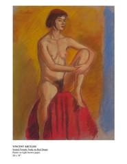 Seated Female Nude on Red Drape.jpg