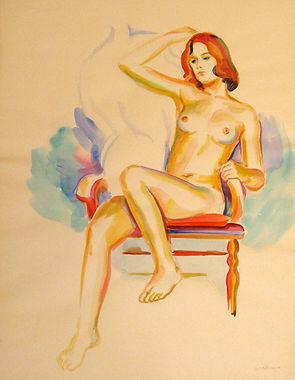 Arcilesi, Nude Watercolor.jpg