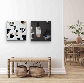 Tea Break (sold), Carafe and Patterns