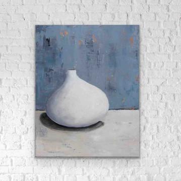 White Clay Vessel