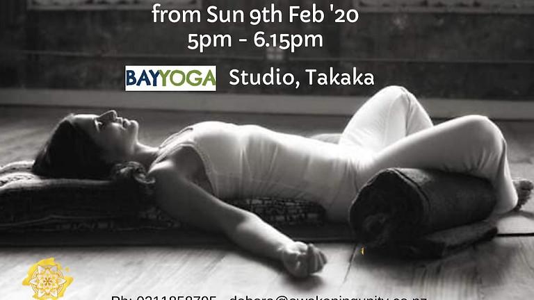 The Yin Way 6 Weeks Yoga course