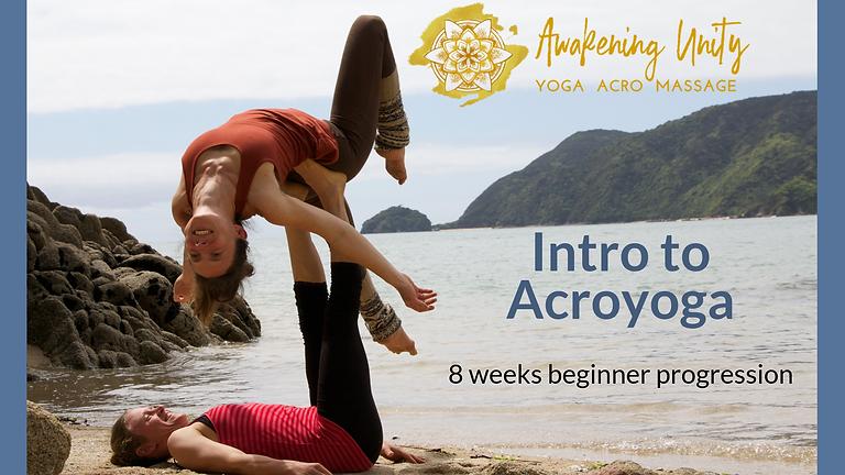 Intro to Acroyoga