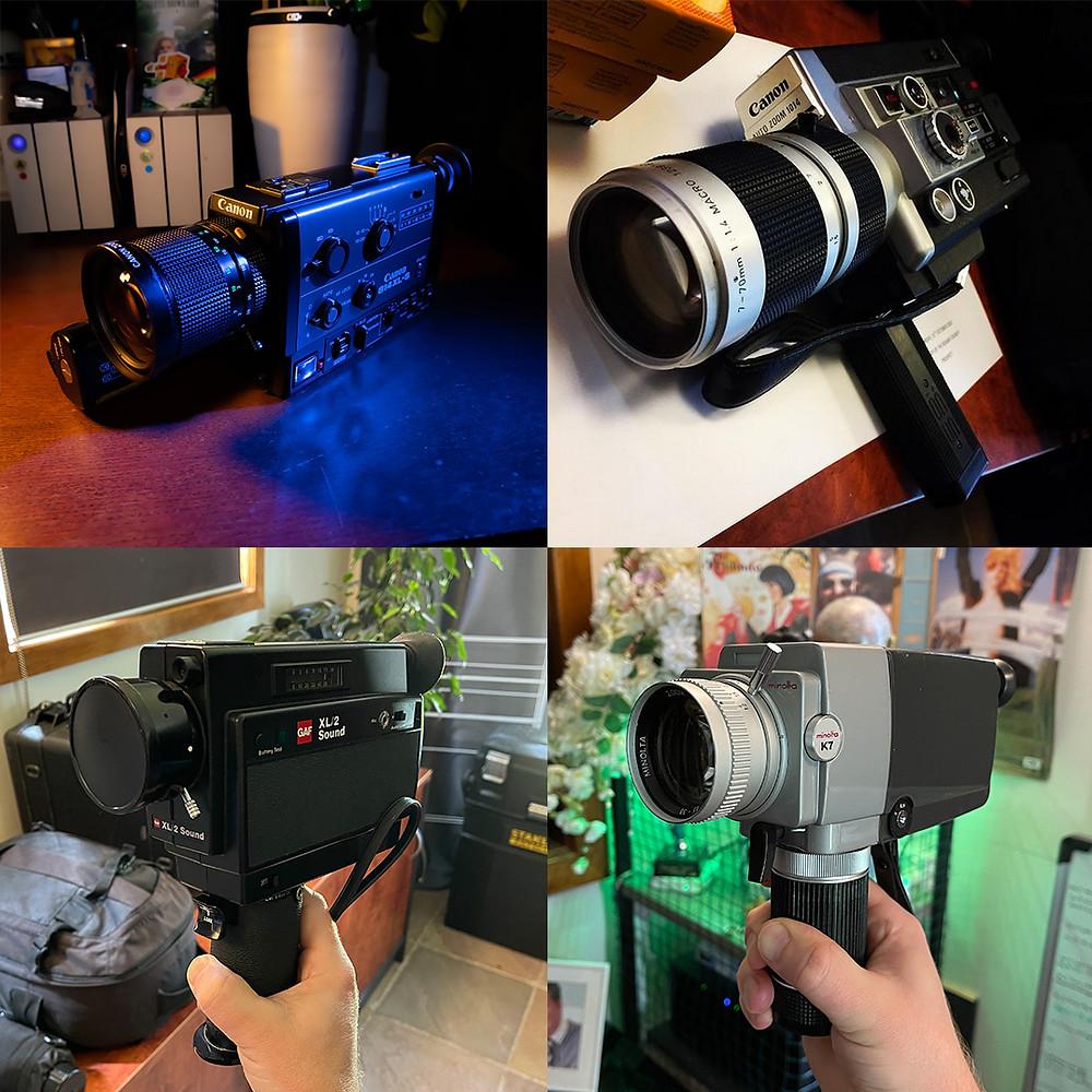 Super 8 Cameras Adelaide
