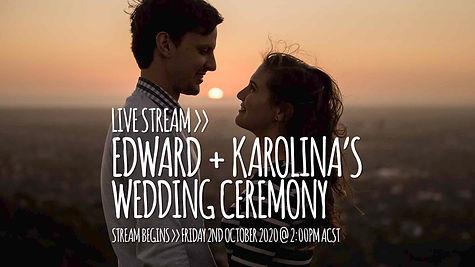 Edward & Karolina Live Stream.jpg