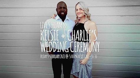 Kelsie & Charlie Live Stream START new.j