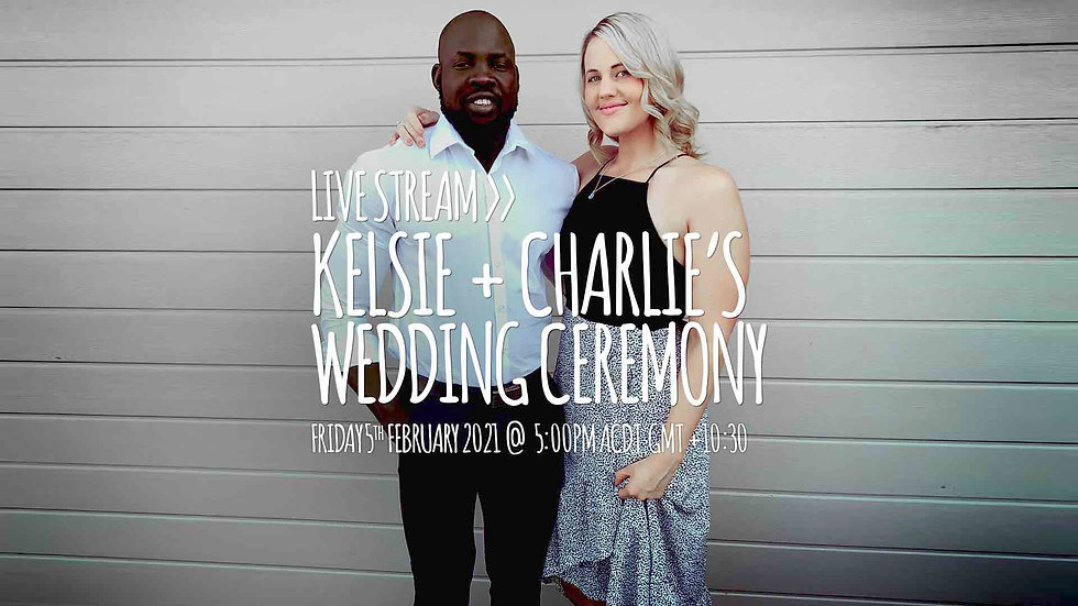 Kelsie & Charlie Live Stream START new.j