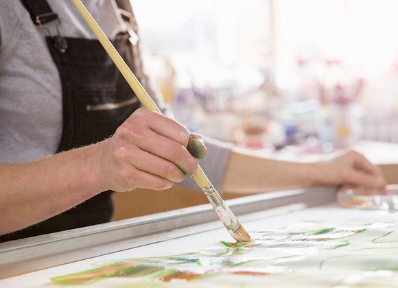 Creativity, Art, & Design Coaching