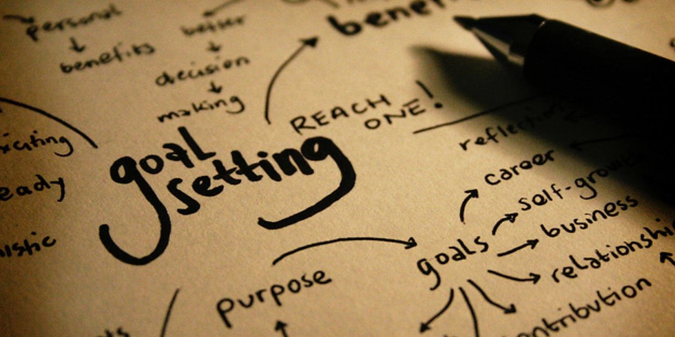 How to plan for 2020 before the New Year - Goal Setting & Visioning Half day workshop