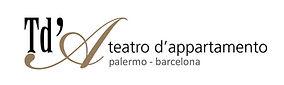 Teatro d'Appartamento - logo Palermo, Barcelona