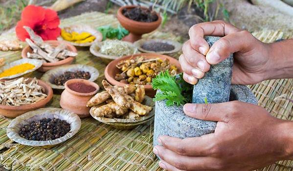 preparation-ayurveda-medicine-alternativ