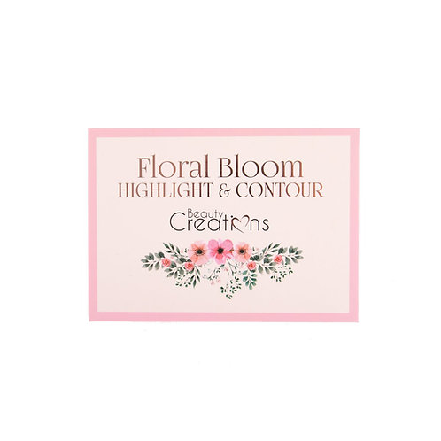 Highlight & Contour Floral Bloom