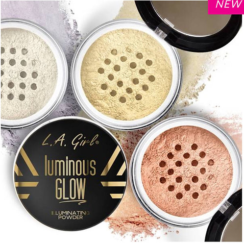 Luminous Glow Powder