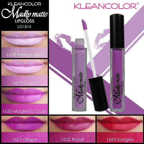 Madly matte lipgloss