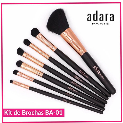 Kit de brochas BA01