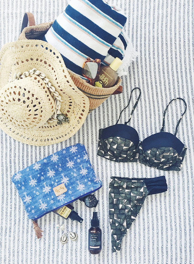 It's warming up down under! Here are my essentials for this summer