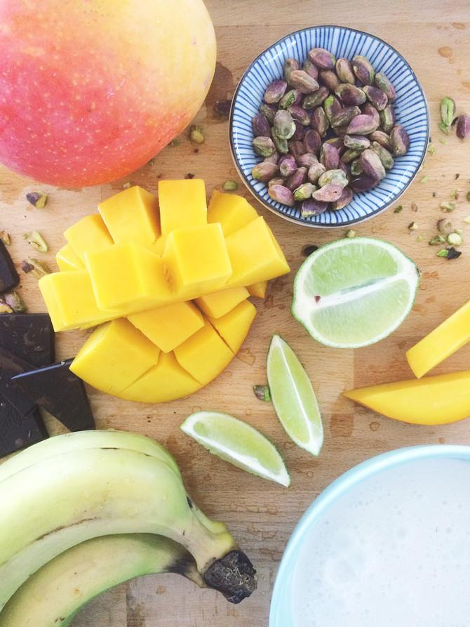 Summery Sweet Treats