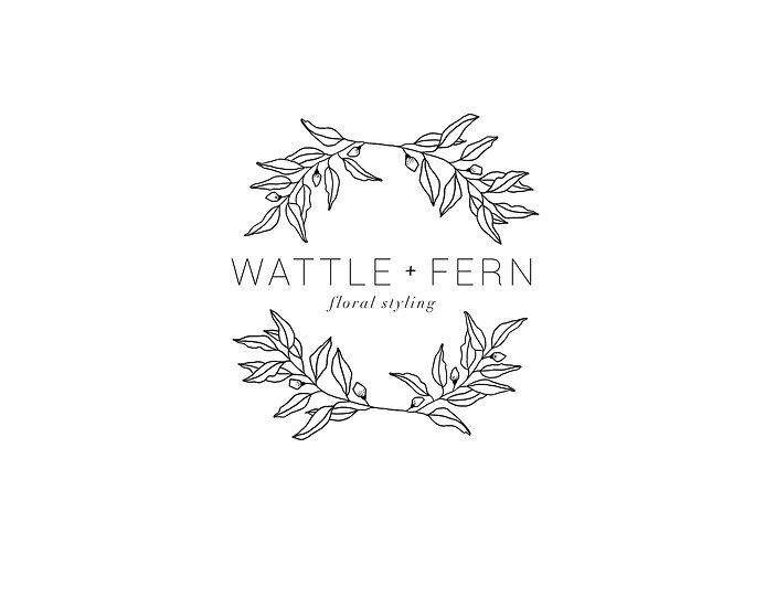 WATTLE + FERN
