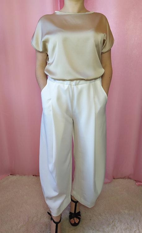 Pantalone elegant Betty white