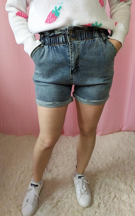 Short Jeans a caramella love denim