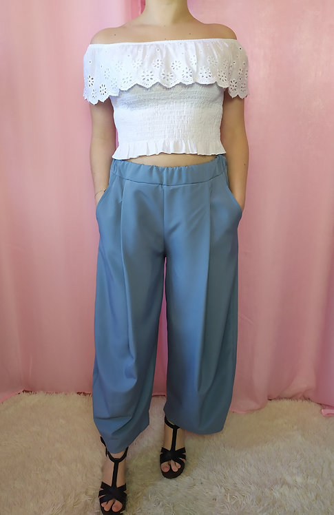 Pantalone elegant Betty blue