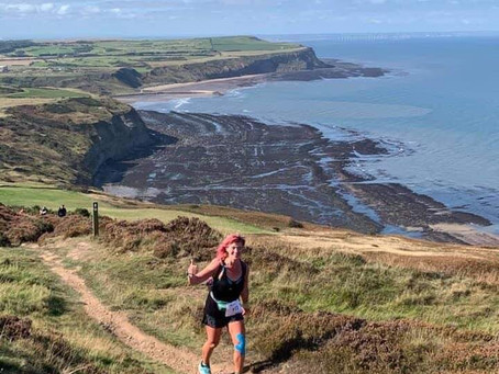 Braving your First Ultra with Kirstie Handley