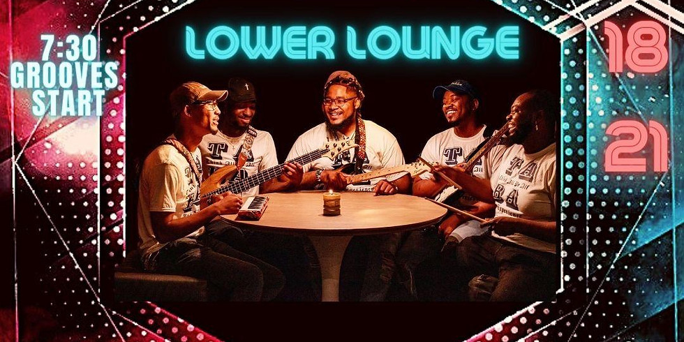 Think All Be All X Lower Lounge!  $5 entry
