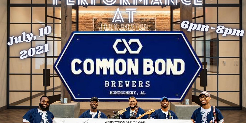 Think All Be All X Common Bonds Brewers!
