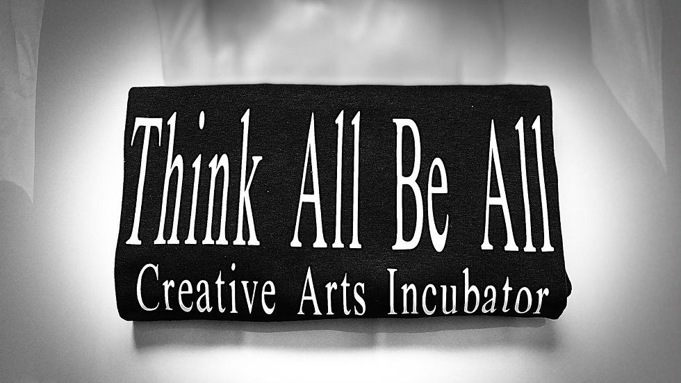 Think All Be All Tee