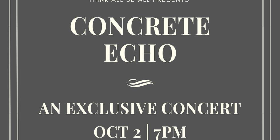 Concrete Echo