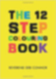 The 12 Step Colouring Book by Rev Deb Co