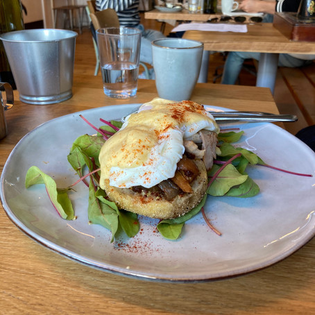 New brunch spot in Amsterdam at Fabus