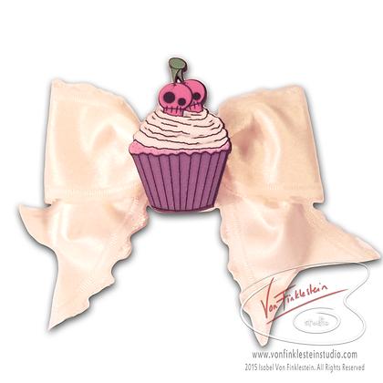 Cupcake Bow #1