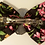 Thumbnail: Black Lilly Large bow #1