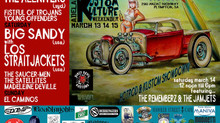 Kustom Kulture weekend, art prints and more