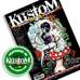 Kustom Pinstriping and Graphics Magazine