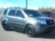 Used SUV at Amigo Auto Sales
