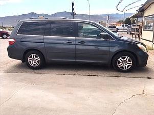 Used van at Amigo Auto Sales in Alamogordo, NM