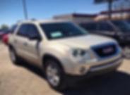 Used SUV at Amigo Auto Sales in Alamogordo, NM