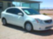 2012 Nissan Sentra at Amigo Auto Sales in Alamogordo, NM