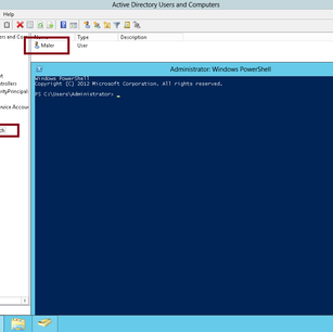Simple step to create a Group using Windows Powershell in Server 2012
