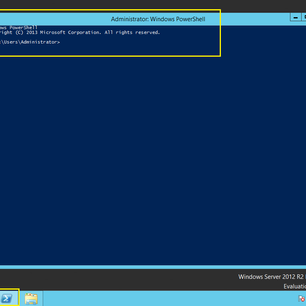 Simple Guide Manage ADDS using Windows Powershell 3.0 in Windows Server 2012 R2