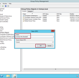 Simple Guide Creating & Configure GPO in Windows Server 2012 R2 - Part 2