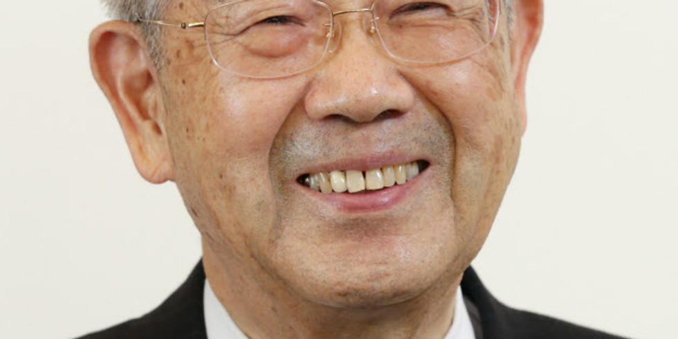 古川貞二郎(元内閣官房副長官)講演会