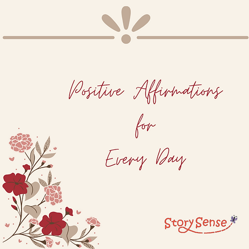 Positive Affirmations for Every Day