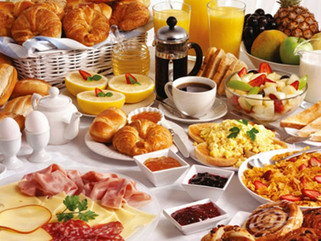 So Long to Continental Breakfast
