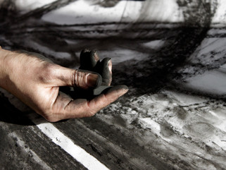 Photo Series: Charcoal Yoga