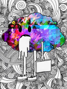 Working Cloud